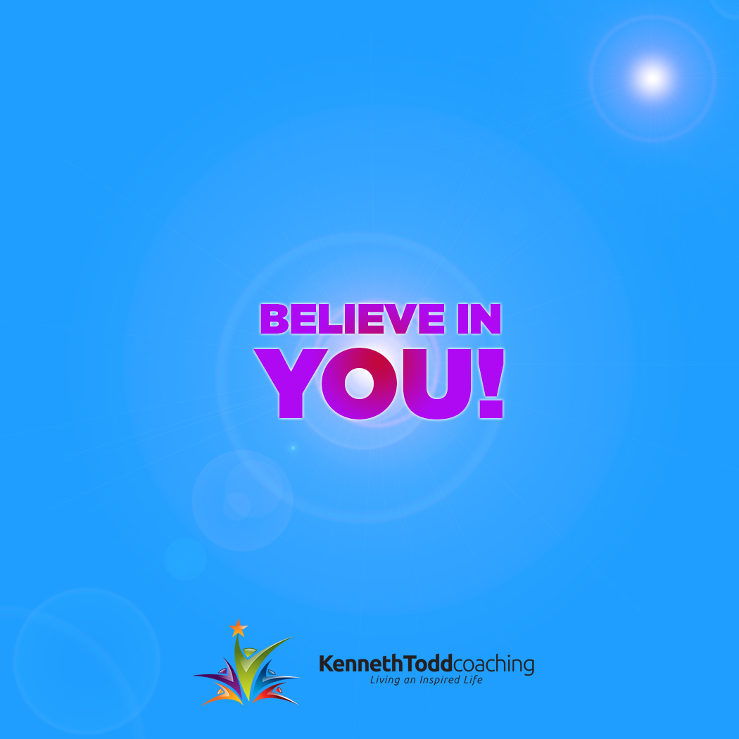 Self Belief. Believe in Yourself.